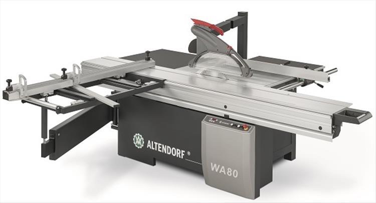 Onwijs Krüger GmbH : Formatkreissägen ALTENDORF, Formatkreissägen CASADEI MB-47
