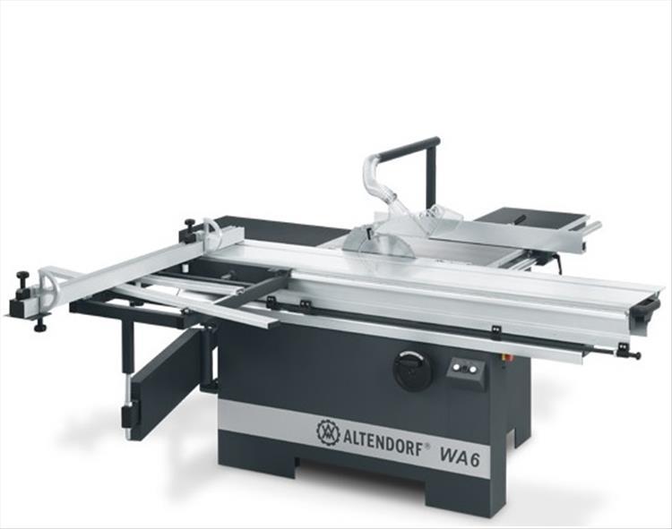 Verwonderlijk Krüger GmbH : Formatkreissägen ALTENDORF, Formatkreissägen CASADEI QR-87